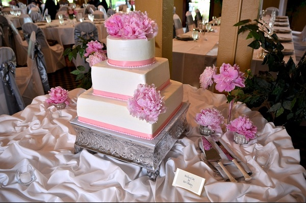 pink-peonies-flowers-wedding-cake-church-pews-bouquets-shannon
